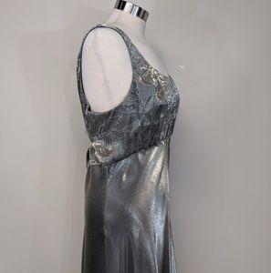 Alex Evenings Dresses - Alex Evenings Metallic Dress